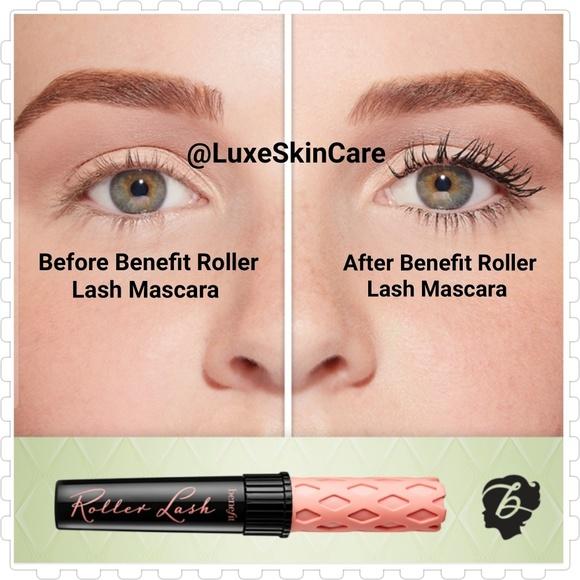 96a3a595713 Benefit Makeup | Two Cosmetics Roller Lash Curling Mascaras | Poshmark